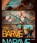 Koledar 2019 Barve narave