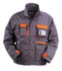 Delavska jakna PADDOCK