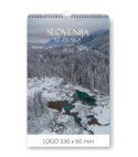 Koledar 2020 Slovenija iz zraka